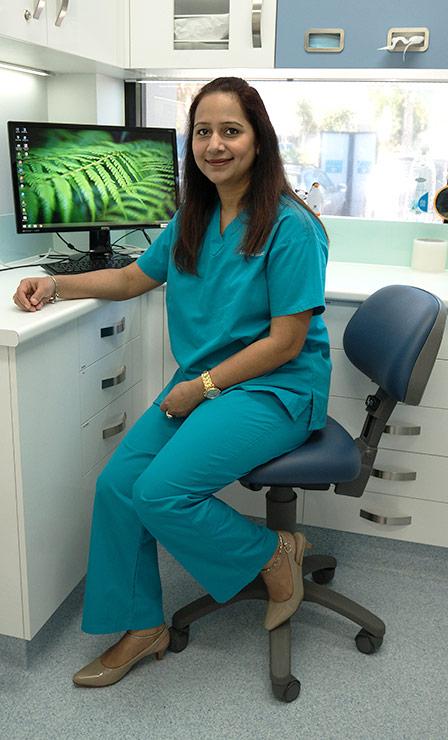 Dr Suruchi Photo