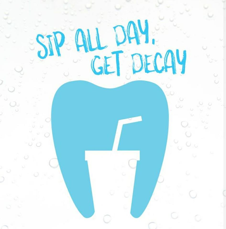 Sip all day, Get Decay
